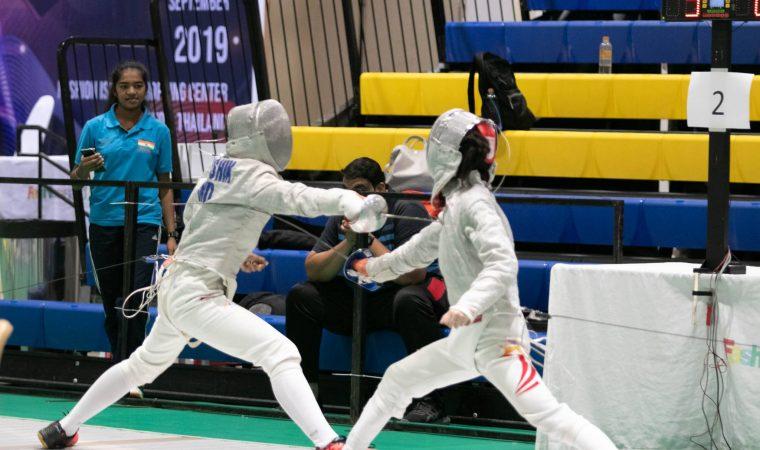 Day2 Asian Cadet Circuit Bangkok 2019